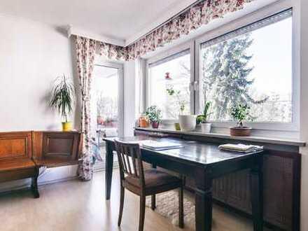 helle 3-Zimmer-Wohnung mit Loggia in München (Blumenau)