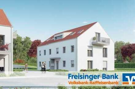 Wohnen am Hopfenhof - Bauabschnitt III - Haus 3 Whg 6 im DG ca 47 m²