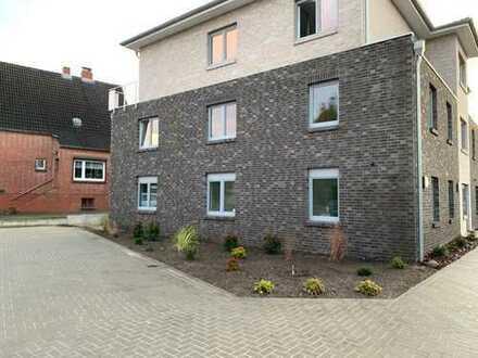 Erstbezug: freundliche 3-Zimmer-Wohnung mit Balkon in Hude (Oldb)