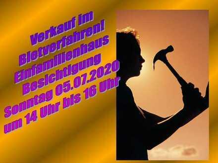 """,, Bietverfahren"""" Besichtigung am Sonntag den 05,07.2020 von 14 bis 16 Uhr!!!!"""