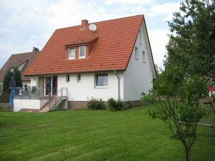 Einfamilienhaus mit Blick auf Wald und Wiesen, Lichtenau-Herbram