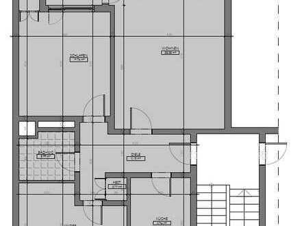 gepflegte 3-Zimmer-Wohnung mit Balkon in Frankfurt Schwanheim