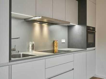 Erstbezug nach umfassender Modernisierung, mit Einbauküche und Balkon