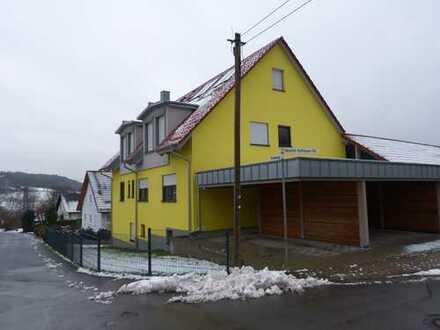Exklusive 6 Zimmer-Maisonette-Wohnung in Zeegendorf