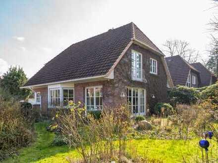Nur noch Warteliste! Gepflegtes Einfamilienhaus mit Garten nahe Fritz-Schumacher-Siedlung in Langenh