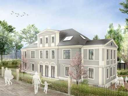 Behrsche Villa als Büro/Gewerbe Premiumlage in Dresden-Neustadt