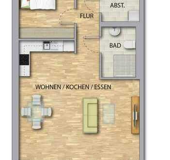 Rollstuhlgerechte Seniorenwohnung 55+ im exklusiven Neubau in zentraler Lage, Rheinböllen