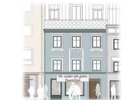 Ein Laden mit guten Aussichten für Sie und Freising!