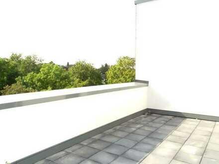 Großzügige 5-Zimmer Neubauwohnung mit 2 Dachterrassen zur Ost- und Westseite!