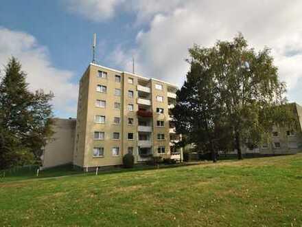 Essen-Schonnebeck: geräumige Erdgeschoss-Wohnung mit Sonnenbalkon