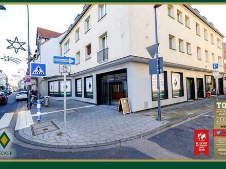 Repräsentatives Ladenlokal/Praxis/Büro mit hoher Sichtbarkeit in frequentierter Lage von Dellbrück