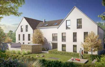 Erstbezug - Attraktive 2-Zimmer-Wohnung mit Terrasse und Gartenanteil in Neumarkt