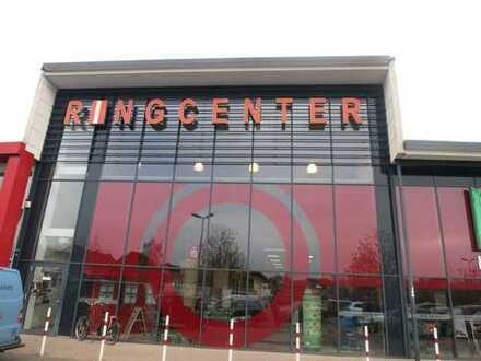 ca. 1.000 m² große Shopfläche im großen Fachmarktzentrum in Nordhorn