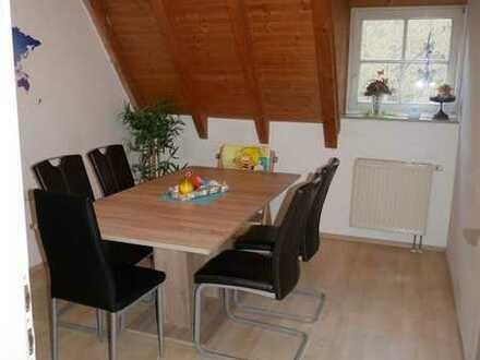 6-Zimmer Wohnung in der Felsenstadt Haigerloch