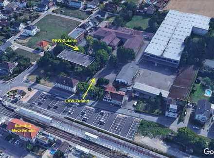 Großer Industriepark mit viel Produktions- und Lagerfläche und Platz für Büros (auch aufteilbar)