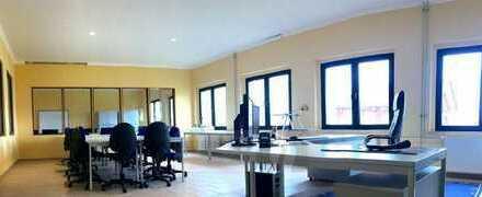 großzügige Büroräume in Reideburg
