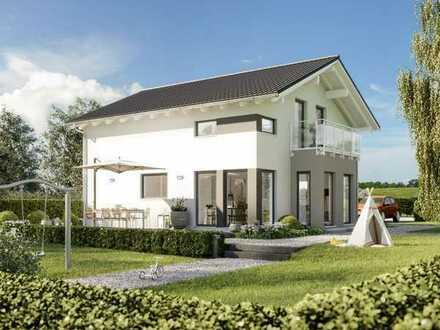 Wunderschönes Einfamilienhaus mit Baugrundstück in der Natur!