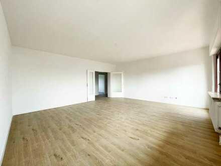 Renovierte 3-Zimmerwohnung mit Balkon!