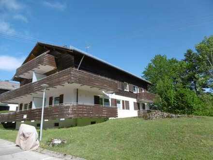 2-Zimmerwohnung in Bühl am Alpsee