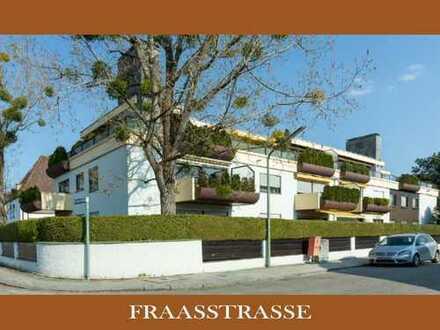 Villenkolonie Gern - Bestlage: Wunderschöne 2-Zimmer-Wohnung