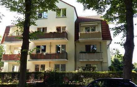 2-Zimmer-Dachgeschosswohnung mit Balkon und PKW-Stellplatz in Hohen Neuendorf -vermietet-