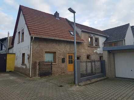 Einfamilienhaus in ruhiger Lage mit Garten und Scheune zum Ausbau