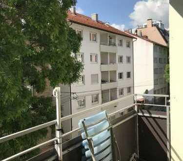 Wohnen im Stuttgarter Westen - Schöne helle 3-Zimmerwohnung mit Balkon. Von Privat ohne Provision