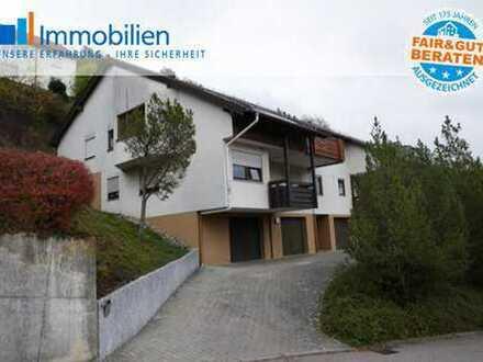 2-Zimmerwohnung mit Ausblick in Forchtenberg