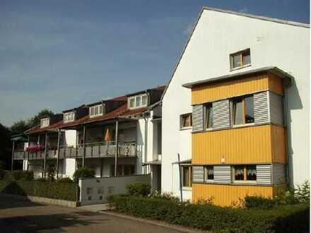 Barrierefrei, großzügige 2-Zimmer-Wohnung mit Terrasse und Gartenanteil in Kelkheim-Fischbach