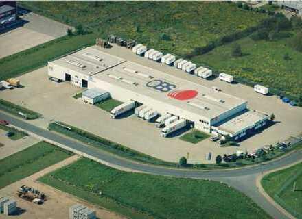Hallen- und Produktionsfläche im Gewerbegebiet Groß - Kienitz zu verkaufen