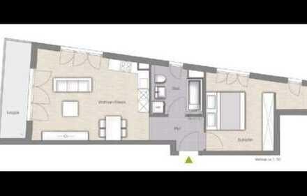Neubau Wunderschöne 2-Zi. Wohnung - SBahn Aubing