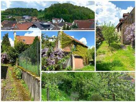 Mach es zu Deinem Projekt - Vielseitig nutzbares Anwesen mit großzügigem Grundstück