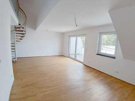 Open-Living!! Maisonette-Traum über den Dächern von Solingen