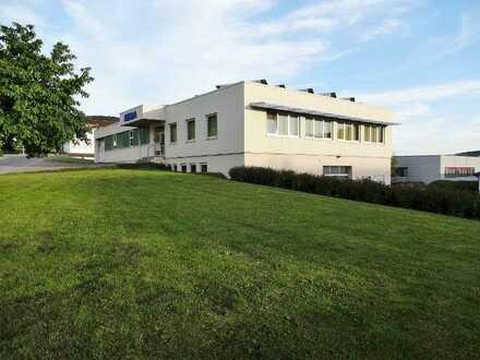 Produktions-/Lager-/Verwaltungsgebäude