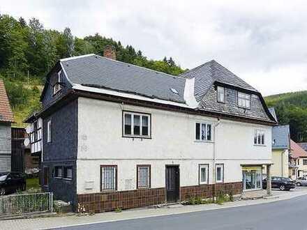 Wohn- und Geschäftshaus im Herzen von Thüringen