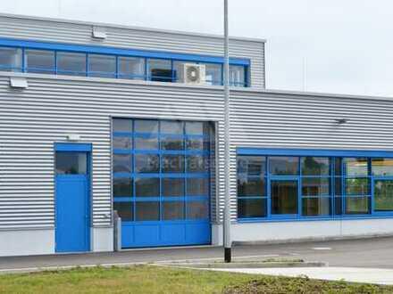 Neubauprojekt - Individuelle Planung - Lager- Produktionsfläche - Bürofläche - (Beispielfoto)