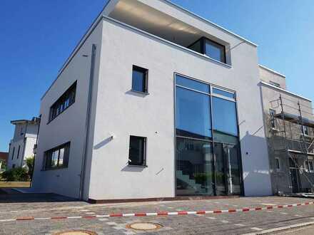 Erstbezug: Stilvolle 6-Zimmer-Penthouse-Wohnung mit Balkon in Bad Krozingen