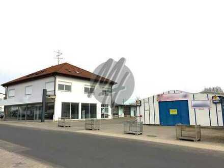 VERKAUF! Vielseitiges Gewerbeobjekt mit Verkauf-/Ausstellung & Werkstatt-/Lager sowie Büro-/Wohnen