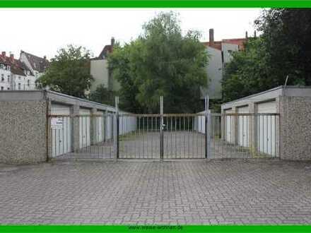 GARAGE Nähe UNI und VW +