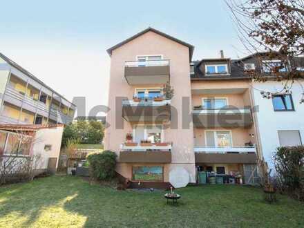 Verkehrsgünstig, komfortabel und gepflegt: Attraktives 1-Zimmer-Appartement in Mannheim-Neckarau