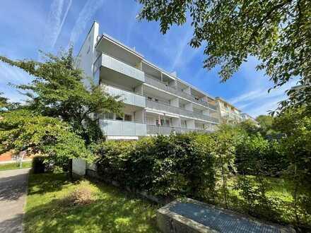 Freie 1 Zimmer Whg. mit Balkon und Aufzug in Toplage Freiburg Oberwiehre