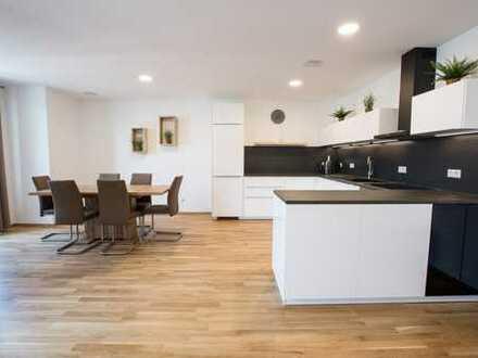 !!NEUBAU!! Vollmöblierte 4-Zimmer Wohnung an Unternehmen zu vermieten
