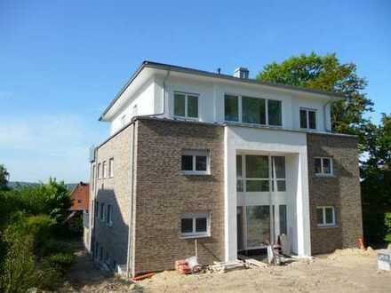 Neubau Eigentumswohnung mit Gartengrundstück