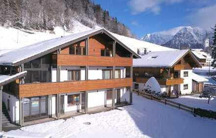 Wohnung im Herzen der Oberstdorfer Berge