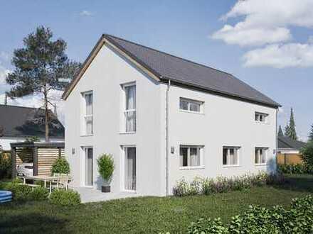 Ein besonders schönes Haus mit viel Platz für die ganze Familie und ein echter Magnet fürs Auge.