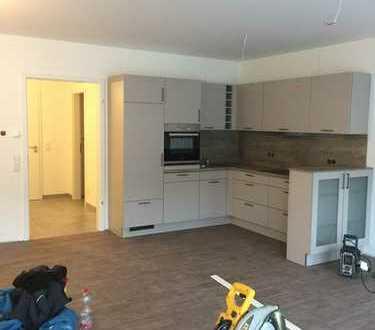 Erstbezug: schöne 3-Zimmer-Wohnung mit EBK und Balkon in Kirn