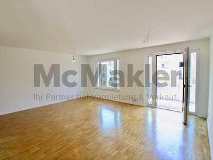 Erstbezug: Moderne 3-Zi.-Whg. mit Balkon und Parkhaus an der Weser