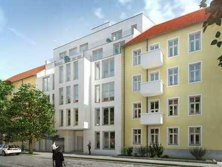 Baugrundstück mit Projekt in Berlin (Adlershof)
