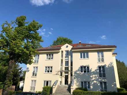 Vermiete schöne und helle 2-Raumwohnung im DG mit Südbalkon in Lockwitz