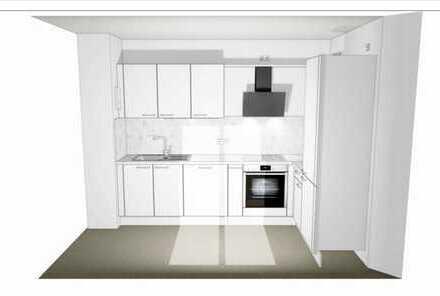 Erstbezug: stilvolle 2-Zimmer-Wohnung mit EBK und Balkon in Haidhausen, München